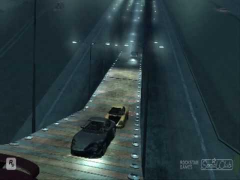 MEGA JUMPS ON GTA IV MODS MEGA RAMP
