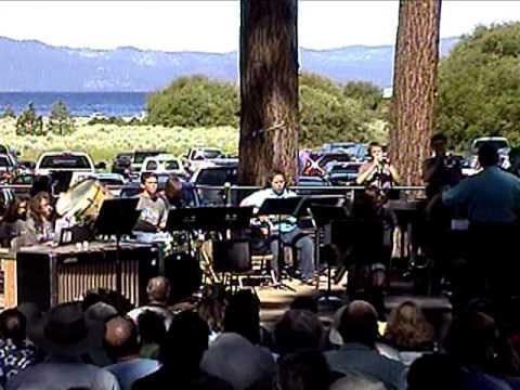 Lake Tahoe Music Camp Jazz Bands!