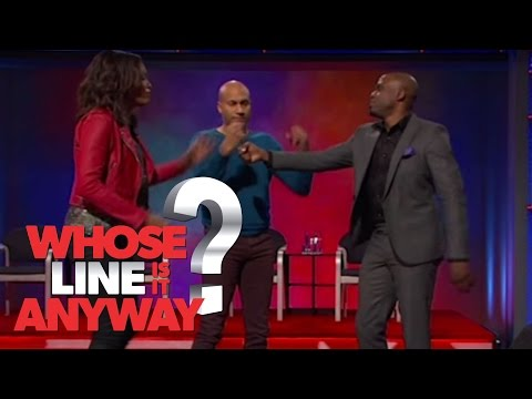 Wayne Brady Has Technical Issues - Whose Line Is It Anyway? US