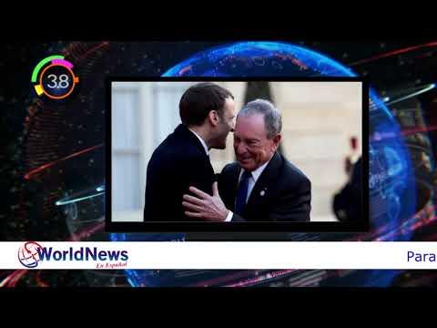 60 segundos de información - World News en Español - 12-12-17