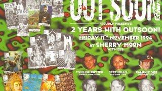 JEFF MILLS @ 2 Years Outsoon @ Cherry Moon (Lokeren):11-11-1994