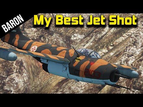 War Thunder Jets - My Best Shot Ever!?