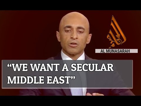 UAE Ambassador: We want a secular Middle East, Qatar doesn't
