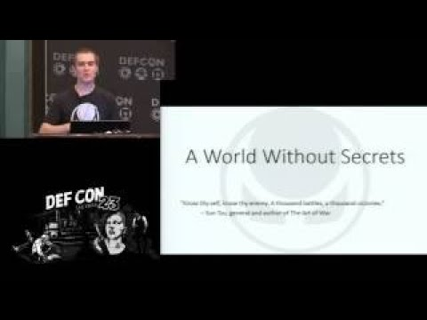 DEF CON 23 Eijah Crypto for Hackers