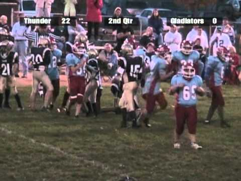 2005 Omaha Thunder vs Gladiators (13-14)