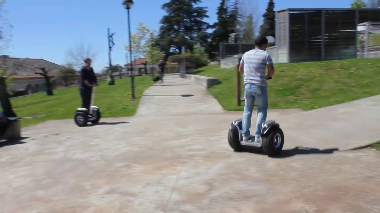 eswing segway self balancing electric standing scooters off road es6 in portugal youtube. Black Bedroom Furniture Sets. Home Design Ideas