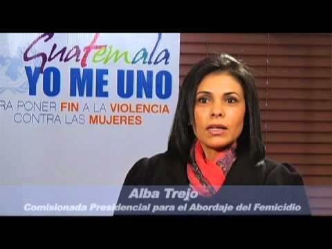 Resultado de imagen para ALBA TREJO COMISIONADA FEMICIDIO