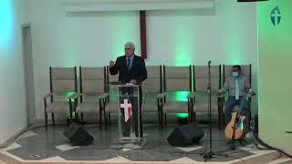 #77 - Culto Online | Rev. Robson Ramalho