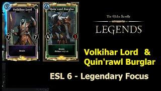 Elder Scrolls LEGENDS - 6 - Quin