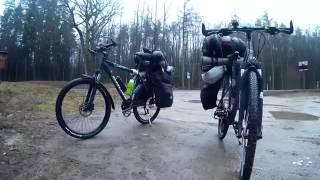 Свадебное велопутешествие promo video(Свадебное путешествие веганов на велосипедах по 8 странам Европы и Марокко за три месяца, с февраля по май..., 2016-07-17T18:43:32.000Z)