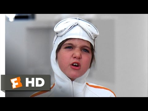 Willy Wonka & the Chocolate Factory - It's WonkaVision Scene (9/10) | Movieclips