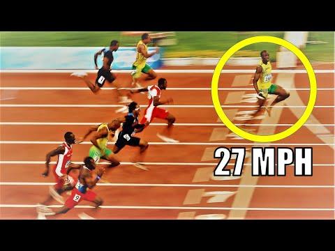 WORLD RECORD SECRETS!! || Usain Bolt, Wayde V Niekerk, Michael Johnson, David Rudisha
