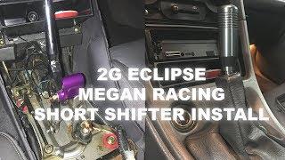 MEGAN RACING SHORT SHIFTER MITSUBISHI ECLIPSE 95-99 2G DSM B/&M BM