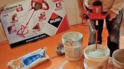 Your next Mortar mixer, Rubimix-9 N Mortar Mixer