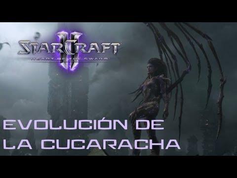 Guía Starcraft 2 Heart of the Swarm - Evolución de la Cucaracha - Brutal