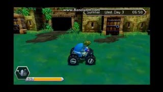 How to get Buggy(Car) on Harvest Moon Innocent Life