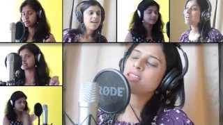 Maahi Ve - Highway Acapella (Studio Add9, Pratibha Ft. Ambily)