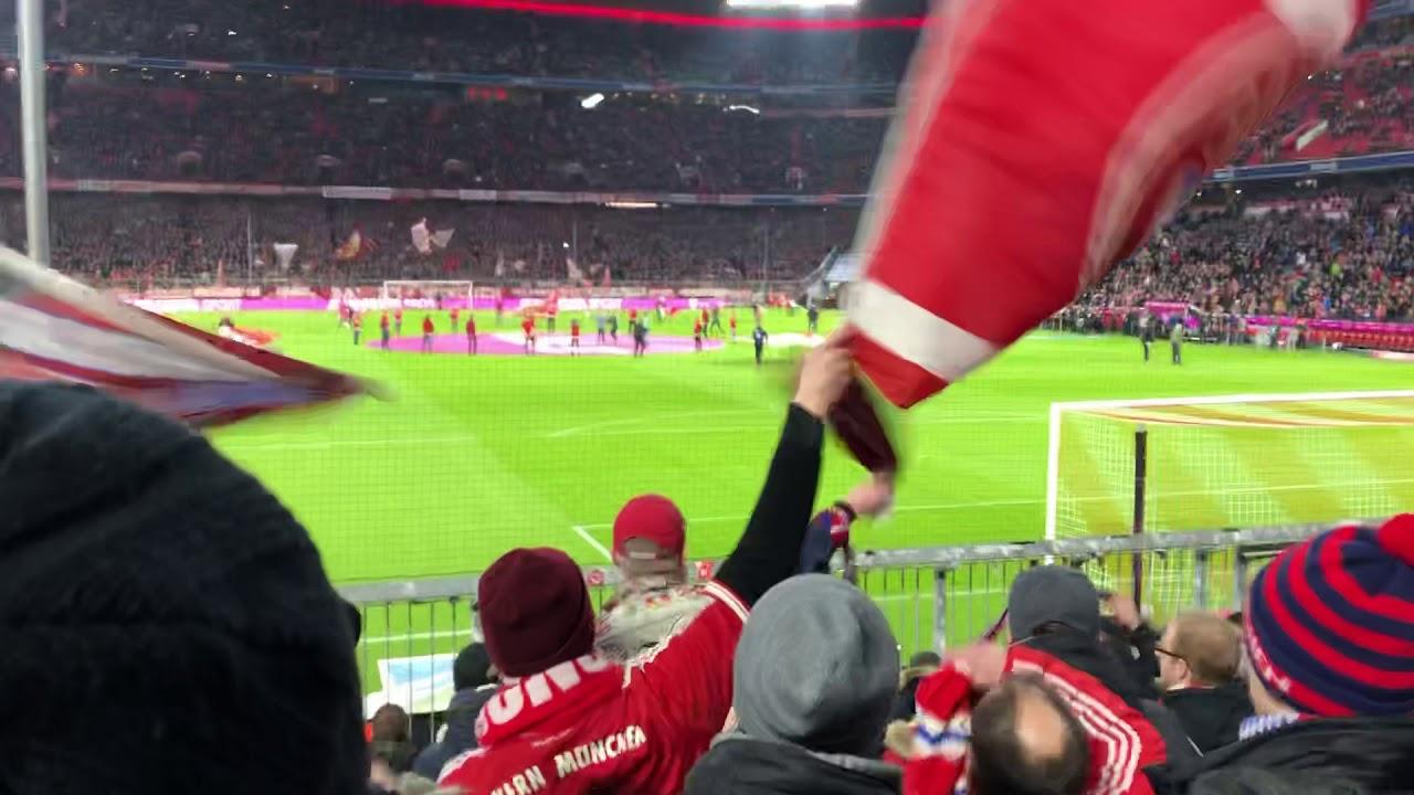 Fc Bayern München Gegen Schalke 04