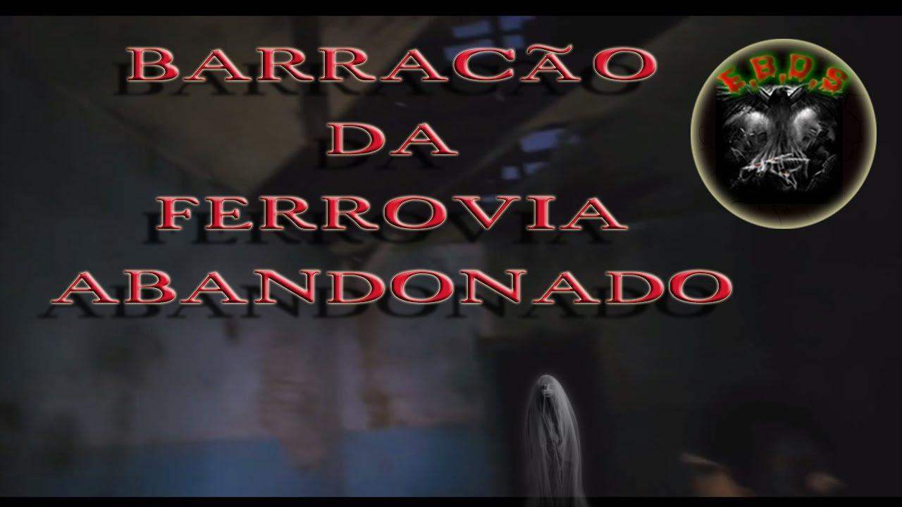 REPOSTAGEM BARRACÃO FERROVIARIO