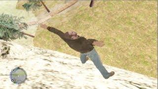 Fun With Ragdoll Physics In GTA San Andreas