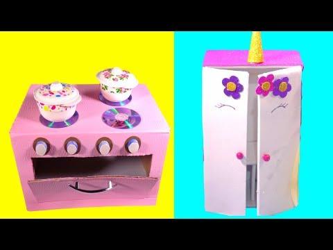 brilliant-diys-you-can-make-wardrobe-&-kitchen-oven-from-cardboard