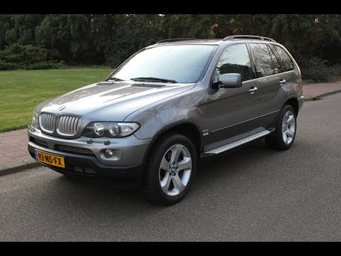 bmw x5 2004 youtube. Black Bedroom Furniture Sets. Home Design Ideas
