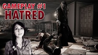 Hatred Gameplay #1 en español | Viryd Virydinthemirror
