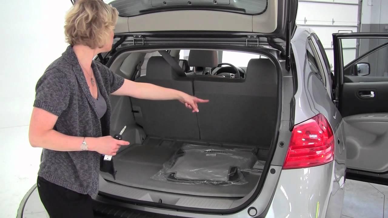 The New 2011 Nissan Rogue S AWD Feldmann Nissan Bloomington