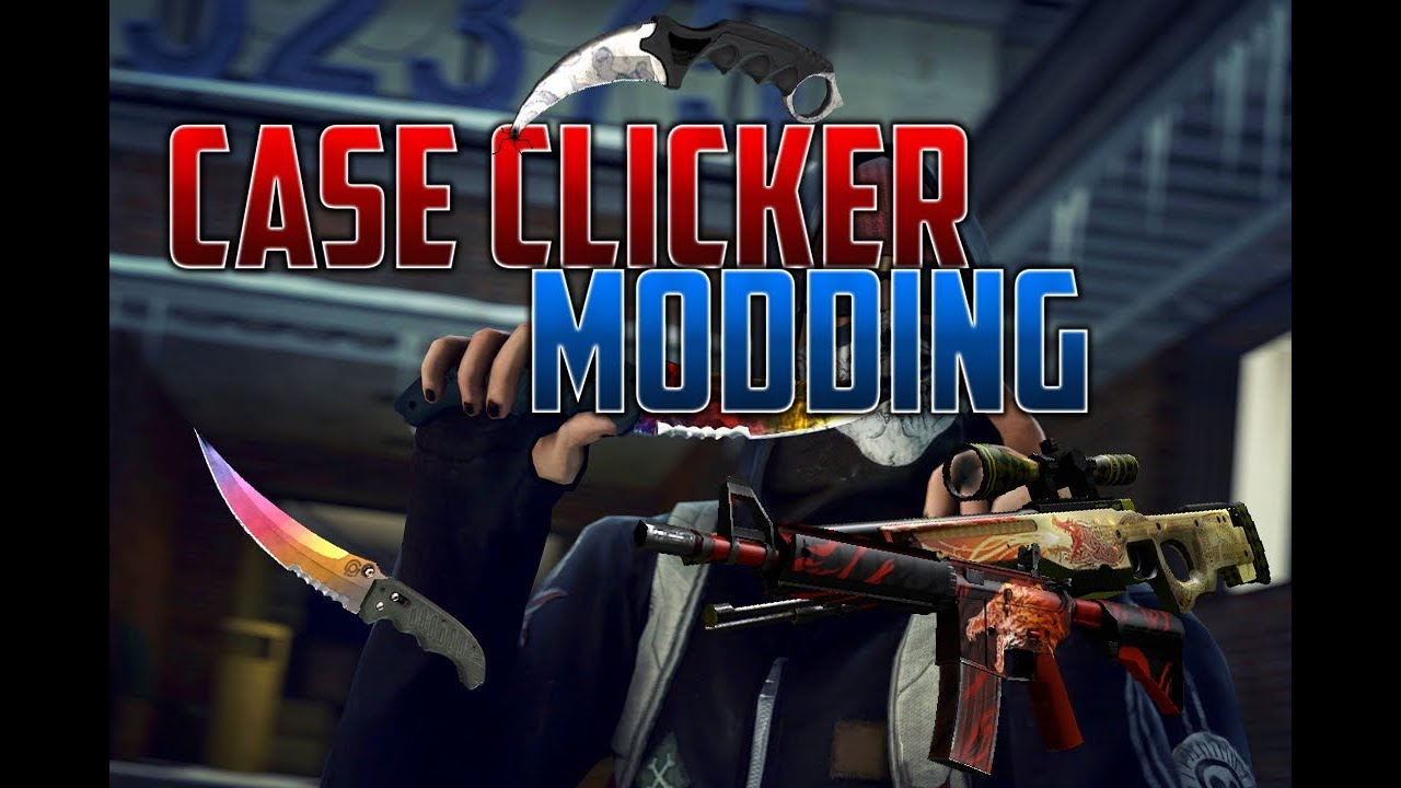 *EASY* How to Mod/Hack Case Clicker - ANDROID - Danish/Dansk