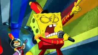 SpongeBob SquarePants - Dont Stop Believin Music Video