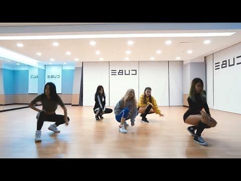 HyunA (현아) – Lip & Hip Dance Practice (Mirrored)