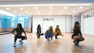 HyunA (현아) - Lip & Hip Dance Practice (Mirrored)