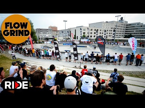 Flowgrind 2017 Men's & Women's Street Finals
