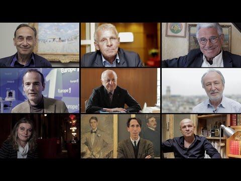 TRAIT PORTRAIT : LE REGARD DE 14 PERSONNALITES CULTURELLES SUR L'OEUVRE DE JACQUES-EMILE BLANCHE