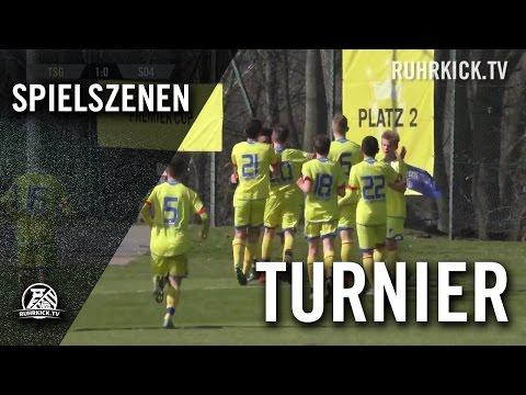 TSG 1899 Hoffenheim - FC Schalke 04 (U15 C-Junioren, Vorrunde, Gruppe C, Nike Premier Cup 2016)