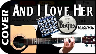 And I Love Her 🎸 / The Beatles / Cover