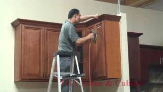 Fgy Stone & Cabinet - Crown Molding Installation