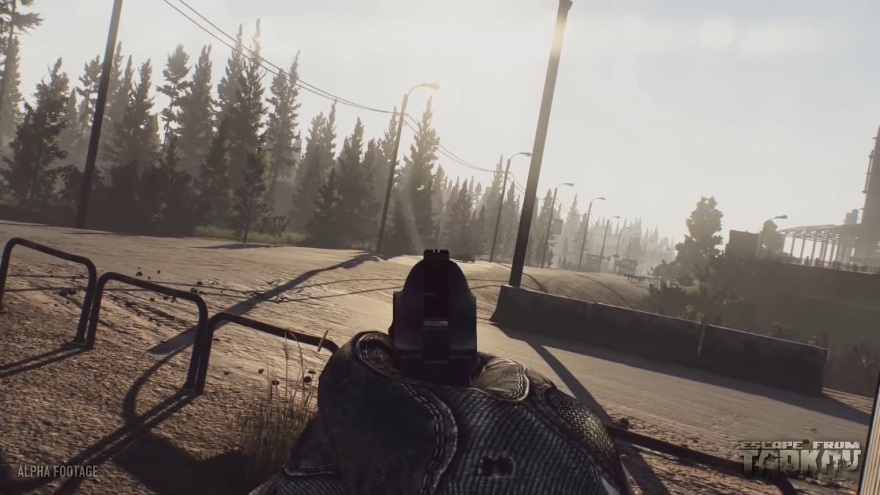 Escape from Tarkov 30 Minutes of NEW Single Player