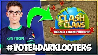 Send Dark Looters To The Clash of Clans $1,000,000 World Championship!