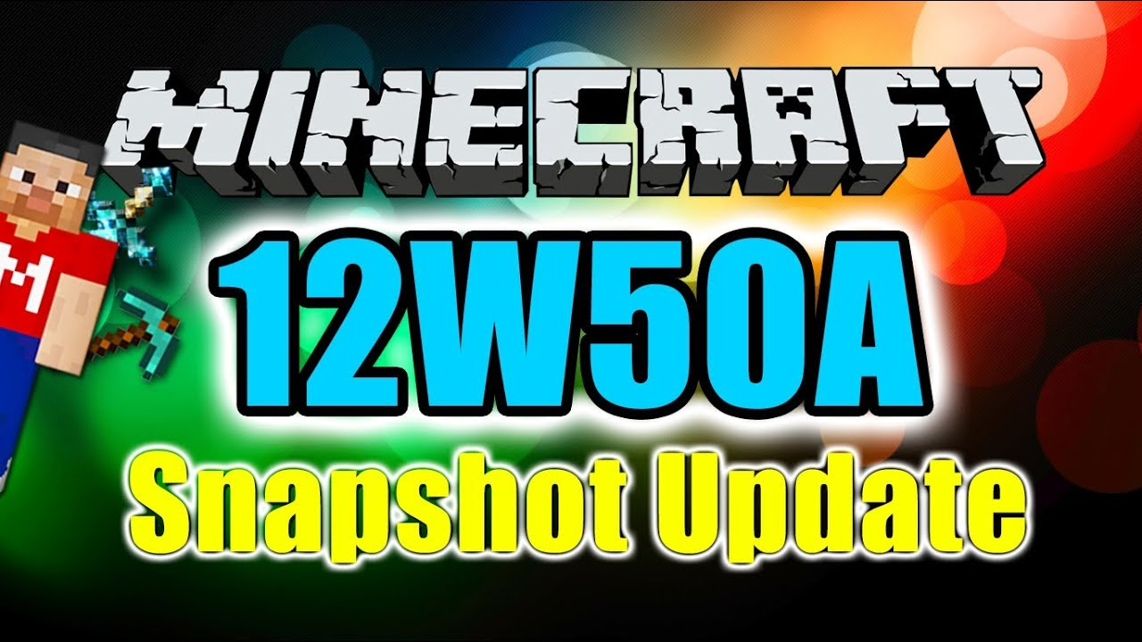Minecraft 12W50A Snapshot Update - New Thorns Enchantment & Fireworks Effect/Sounds - YouTube