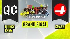 Dota2 - Quincy Crew vs. CR4ZY - Game 3 - ESL One Birmingham 2020 - Grand Final - NA
