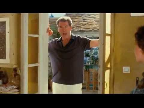 Mamma Mia! Pierce Brosnan Singing...