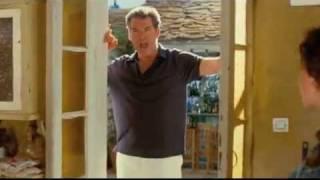 Mamma Mia! Pierce Brosnan Singing...