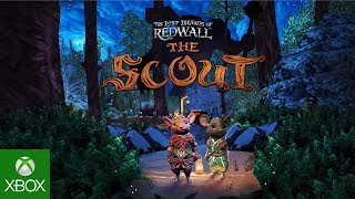 Lost Legends of Redwall: The Scout