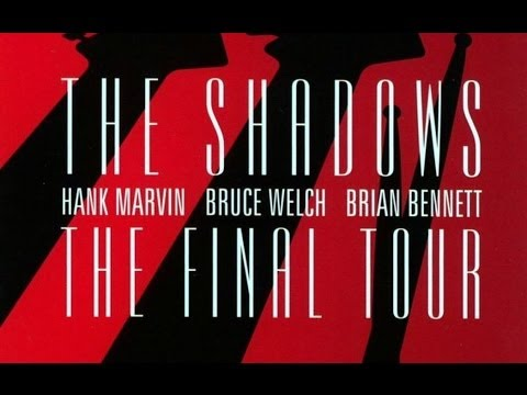 The Shadows - The Final Tour Live   (Full Album)