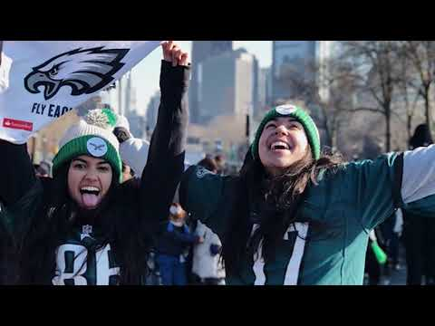 Behind the scenes of the Philadelphia Eagles parade: What you didn't see on TV