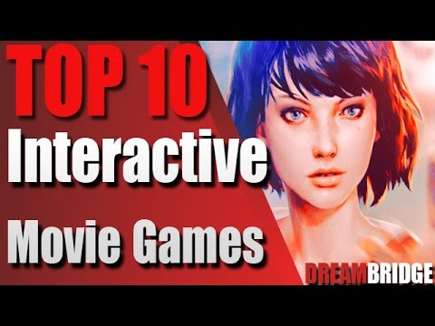 Top 10 Interactive Movie Games