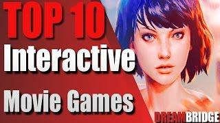 Top 10 Interactive Movie Games