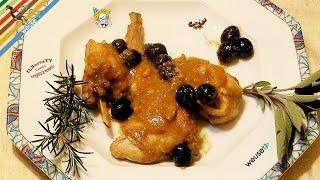 119 - Coniglio all'etrusca...o ti garba più la crusca? (secondo a base di carne dal gusto deciso )