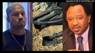 "Nigerian Senator Wants Kanye to Visit Slave Routes and ""Graves of Victims"" Kanye ""Def"